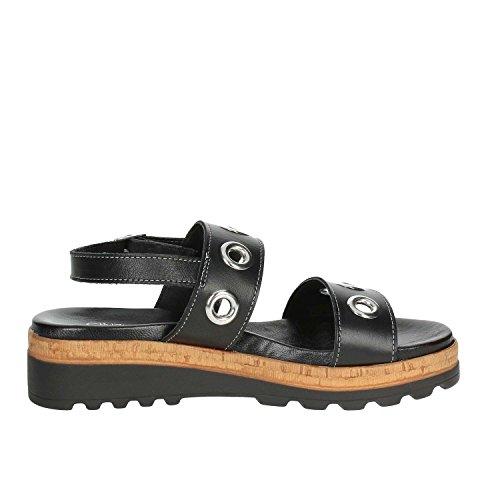Cinzia Soft IAF2848-811 003 Sandal Women Black PM9xZll2f6