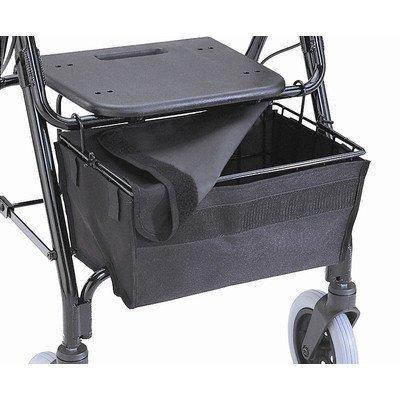 GO! Mobility Walker Basket Cover Size: 17.25'' H x 7.5'' W x 0.5'' D by Nova