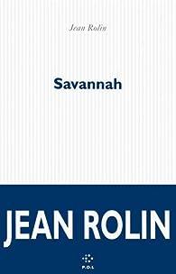 Savannah par Jean Rolin