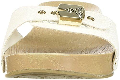 Classic Dr Snake Women's Print Gardenia Slide Shoes Scholl's Sandal FxtAxqzgw