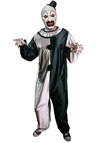 Party City Scary Clown Costumes - Trick Or Treat Studios Terrifier Art