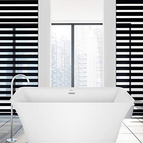 Empava Acrylic 59 inch Contemporary Soaking Tub