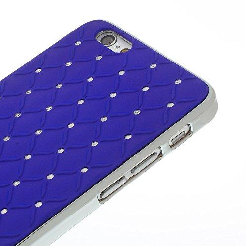 Katinkas harte Starry Sky Hülle für Apple iPhone 6 blau
