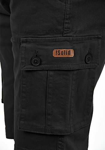 solid Homme 9000 Shorts Black Cargo Laurus g8rxwg