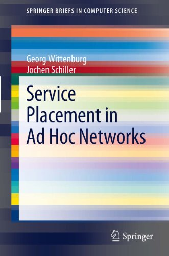 Download Service Placement in Ad Hoc Networks (SpringerBriefs in Computer Science) Pdf