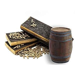 10 kg di pellet per barbecue Sherry Oloroso, Ø 6 mm, qualità premium 41KfA7etD%2BL. SS300