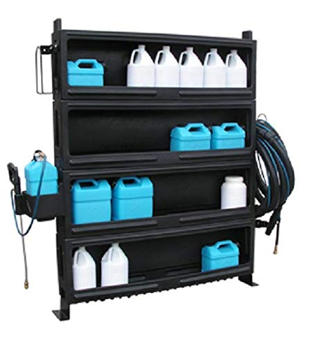 (Mytee A500 Stackable Van Shelving System (Set of 4 Shelves))