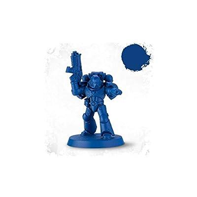 Citadel Spray Primer Macragge Blue: Toys & Games