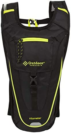 Outdoor Products Kilometer Hydration Pack with 2-Liter Reservoir