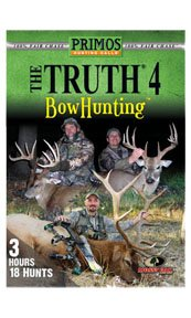 Primos The Truth 4 Bowhunting DVD from Primos Hunting