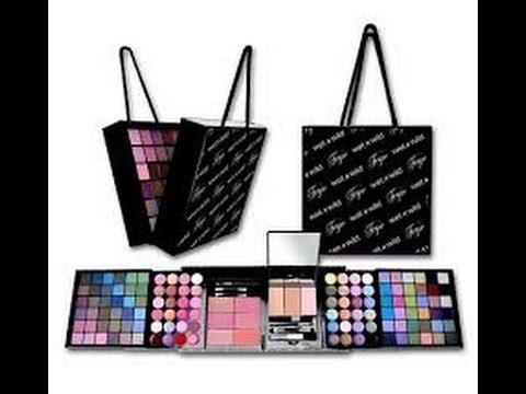 Wet n Wild Limited Edition Jet-Set Makeup Palette 180 Shades for eyes, lips and face ($180 Value)