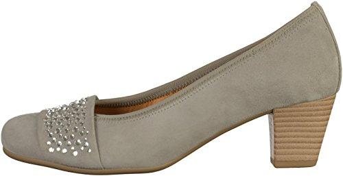 Zapatos Gabor 482 gris vestir de 19 19 mujer para 85 R66AqUnIx
