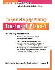 The Speech-Language Pathology Treatment Planner