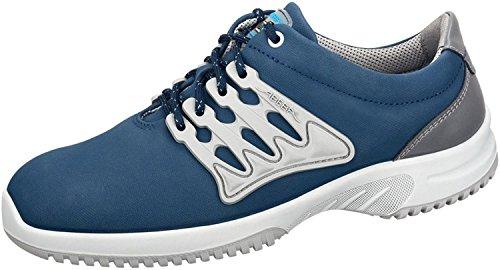 """Abeba 6763-43 Dimensioni: 15,24 cm (6"""") 109,22 cm (43"""")-Low-Scarpe da lavoro, colore: blu marino"""