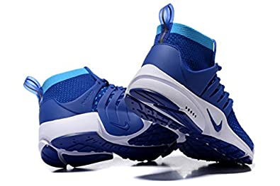 sale popular stores stable quality Nike Air Presto Ultra Flyknit (10, Blue): Buy Online at Low ...