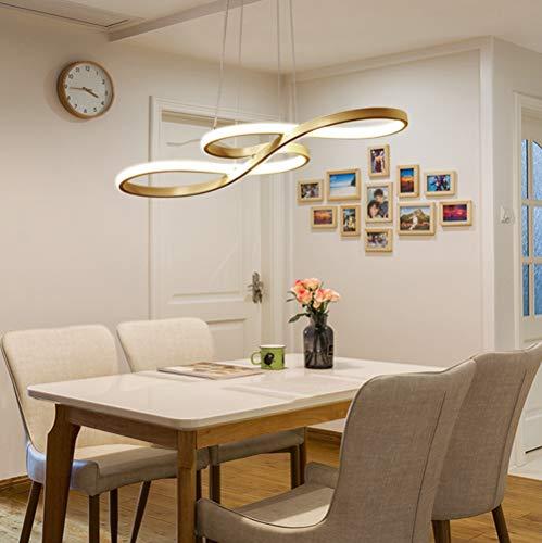 Amazon.com: Lámpara de techo LED de araña para comedor, isla ...