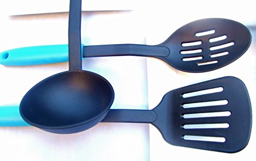 6 piece kitchen tools set high end cookware nylon for High end kitchen accessories