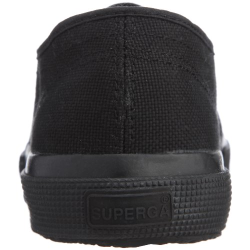 Superga Total 2750 Black Sneaker Women's Cotu rzqwCrU