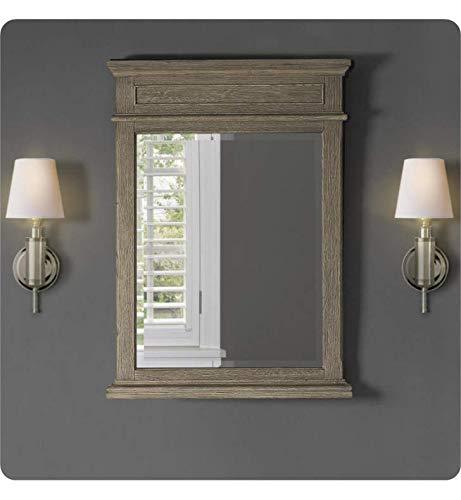 Fairmont 24 Inch Mirror - Fairmont Designs 1535-M24 Oakhurst 24