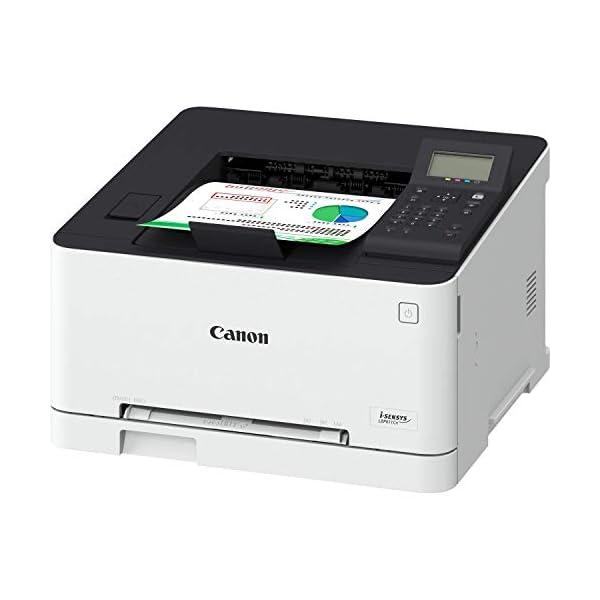 Canon ImageClass LBP-611CN Single Function Colour Laser Printer A4 with Network