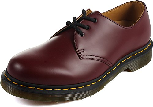 Cherry Red Shoes - Dr. Martens Unisex 1461 Oxford,Cherry Red,6 F(M) UK / 7 D(M) US Men's / 8 B(M) US Women's