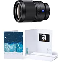 Sony SEL35F14Z Distagon T FE 35mm f/1.4 ZA Standard-Prime Lens for Mirrorless Cameras with $100 Giftcard