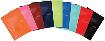 3 pcs of Mead Five Star 2 Pocket /& Prong Portfolio Folder  White.