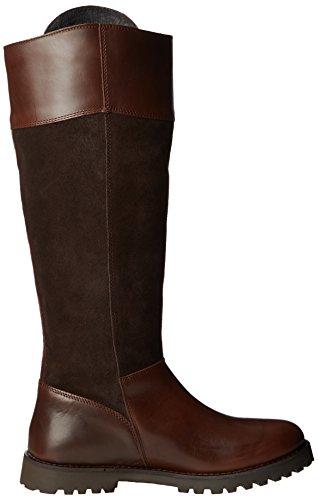Wincanton Brown chocolate Marron Femme Bottines chestnut Cabotswood TxnwUzqaRR