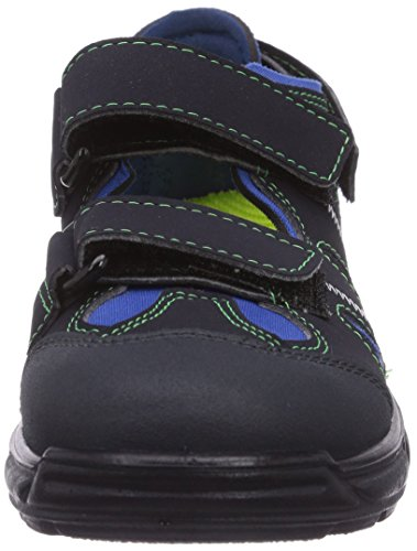 Ricosta Bizz - Sandalias de vestir de material sintético para niño azul - Blau (regatta/see 156)