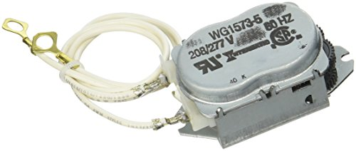 Intermatic WG1573-10D 60-Hertz Replacement Clock Motor for T100, T170, T100R201, T1400, T100-20 and WH ()