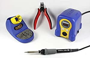 Hakko Digital FX888D & CHP170 bundle, includes Soldering Station & CHP170 cutter