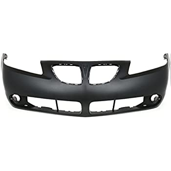 Amazon Com Oe Replacement Pontiac G6 Front Bumper Cover
