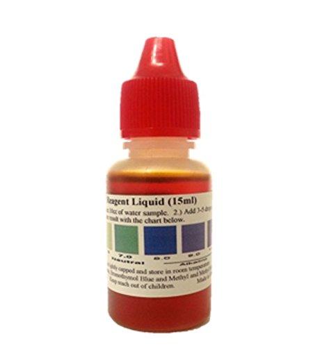 pH test liquid