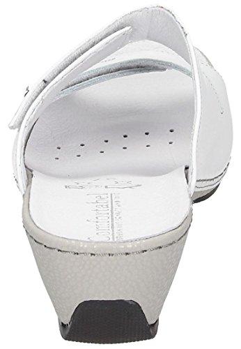 Comfortabel Weiß 701023 White tiefbett Damen 3 raxwrOq