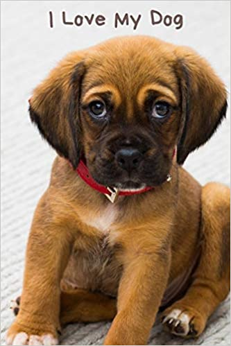 German Shepherd Dog Mini Notepad