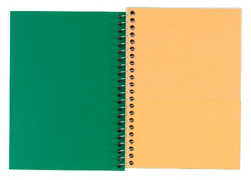 "043100454847 - Five Star Personal Spiral Notebook, 7"" x 4 3/8"", 100 Sheets, College Rule, Assorted colors (45484) carousel main 6"