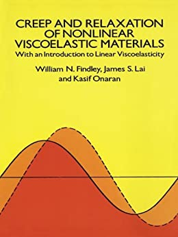 Creep And Relaxation Of Nonlinear Viscoelastic Materials border=