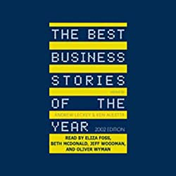 The Best Business Stories of the Year, 2002 Edition