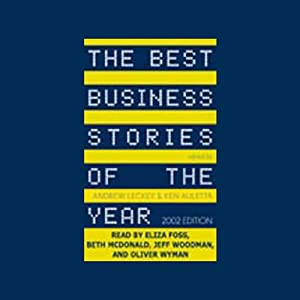 The Best Business Stories of the Year, 2002 Edition Hörbuch