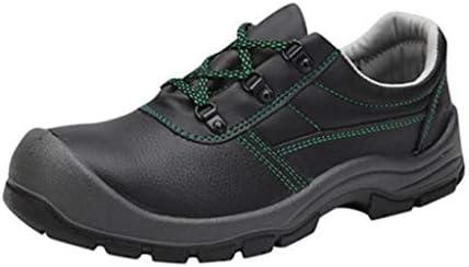 安全靴 労働保険の靴、スマッシング防止、ピアス防止の頭皮の靴、通気性、軽量、安全、作業、耐摩耗性 安全靴 スニーカー (Size : 44)