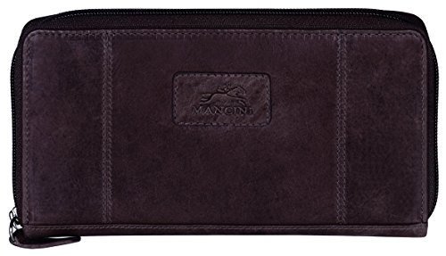 mancini-leather-goods-ladies-rfid-clutch-wallet-brown