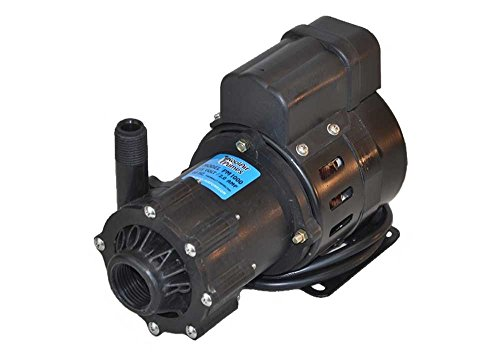 Koolair Pump PM1000-115 Marine Air Conditioning Coolant Pump for Boats, Run Dry Protection, 115V ()