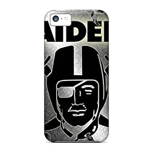 New Style Case Cover GoU1204xGpV Oakland Raiders Compatible With Iphone 5c Protection Case