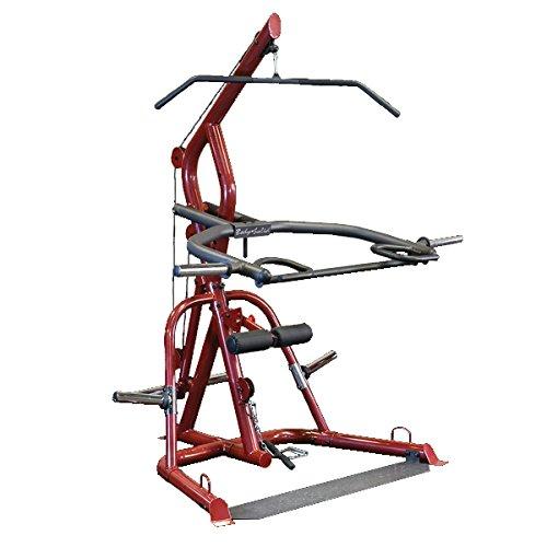 Body-Solid GLGS100 Corner Leverage Gym, No Bench