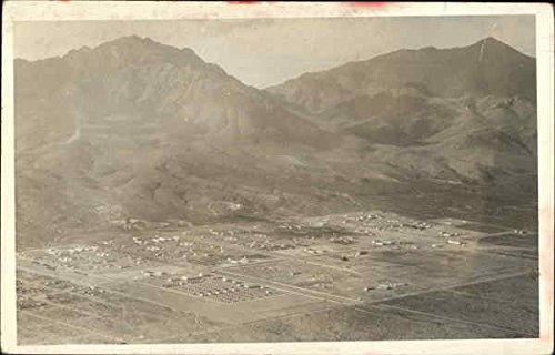 View of Town From Camp area in Mountains Landscapes Original Vintage Postcard from CardCow Vintage Postcards