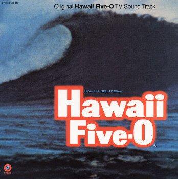 HAWAII FIVE-O ORIGINAL TV SOUND TRACK