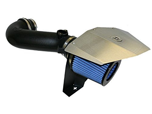 aFe Power Magnum FORCE 54-11142 BMW 550i (E60)/650Ci (E63/64) Performance Intake System (Oiled, 5-Layer Filter)