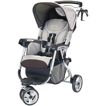 Amazon.com : Peg-Perego Pliko P3 Compact Stroller, Java