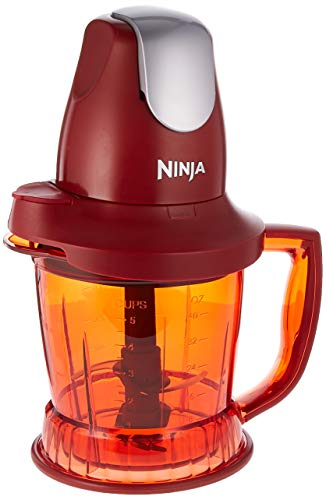Ninja Storm Blender with 450 Watts Food & Drink Maker/Food Processor - QB751QCN - (Renewed) (Cinnamon)