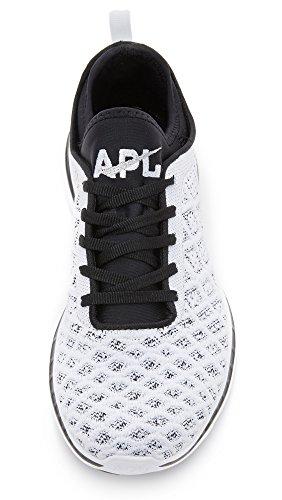 APL: Athletic Propulsion Labs Frauen Techloom Phantom Laufschuh Weiß schwarz